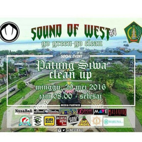 EVENT SOUND OF WEST #1 GILIMANUK
