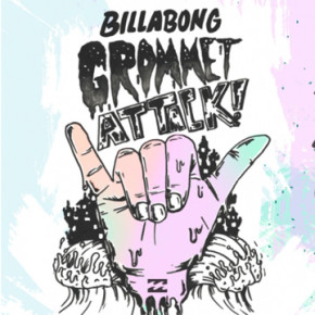 THE FIRST LEG OF 2016 BILLABONG GROMMET ATTACK SERIES KICKS OFF IN KUTA, BALI