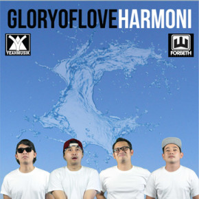 "GLORY OF LOVE // SINGLE RELEASE ""HARMONI"""