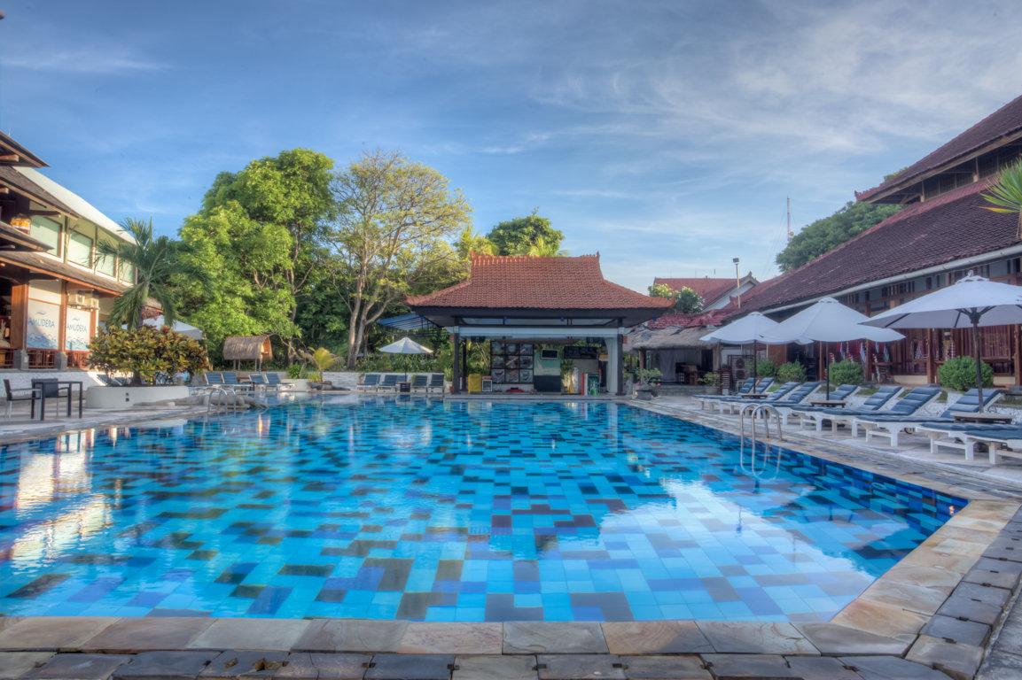 Halal Bihalal Grand Istana Rama Hotel Mave
