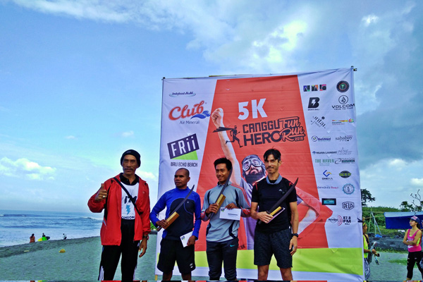 canggu hero fun run 2016 time for heroes to wander. Black Bedroom Furniture Sets. Home Design Ideas