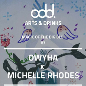 MAGIC OF THE BIG BLU BY OWYHA X MICHELLE RHODES