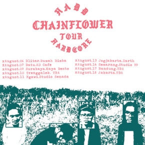 HADD // CHAINFLOWER TOUR 2016