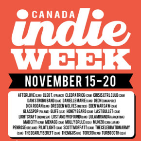 LIGHTCRAFT // INDIE WEEK CANADA 2016