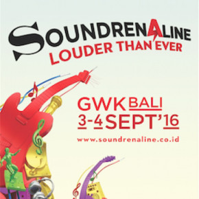 SOUNDRENALINE 2016 // THE PREVIEW