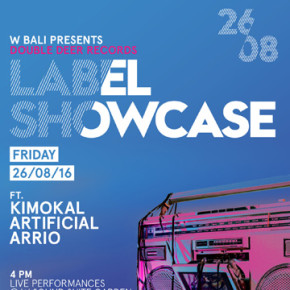 W BALI // DOUBLE DEER RECORDS LABEL SHOWCASE