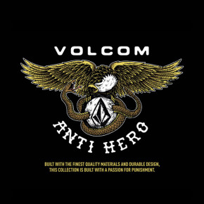 VOLCOM X ANTI-HERO COLLECTION