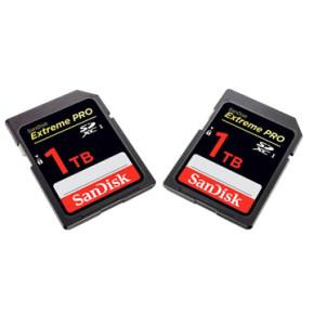SANDISK // 1TB TERABYTE (TB) SDXC
