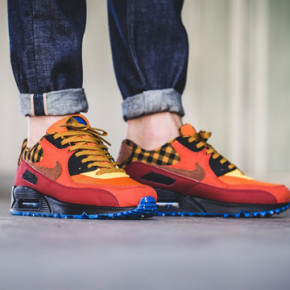 NIKE AIR MAX 90 PRM // CAMPFIRE COLORWAY