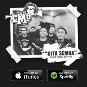 "LAZY MIDDLE CLASS // SINGLE RELEASE ""KITA SEMUA"""