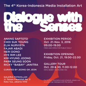 DIALOGUE WITH THE SENSES