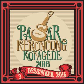 PASAR KERONCONG KOTAGEDE 2016