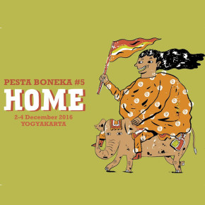 "PESTA BONEKA #5 // ""HOME"""