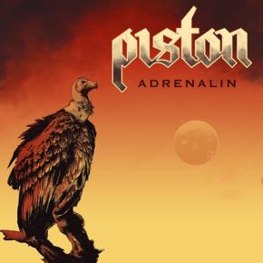 "PISTON // ""ADRENALIN"" SINGLE RELEASE"