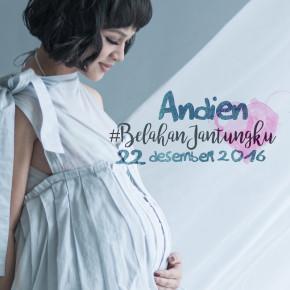 """ANDIEN // """"BELAHAN JANTUNGKU"""" SINGLE RELEASE"""