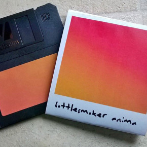 "BOTTLESMOKER RILIS SINGLE ""ANIMA"" DALAM FORMAT FLOPPY DISK"