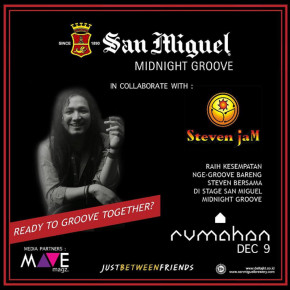 SAN MIGUEL // MIDNIGHT GROOVE WITH STEVEN JAM