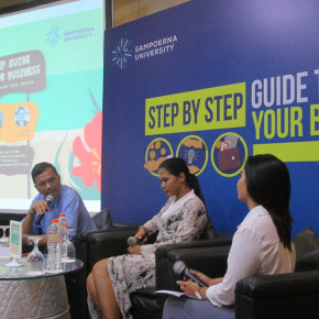 SAMPOERNA UNIVERSITY // STEP BY STEP GUIDE TO START YOUR BUSINESS