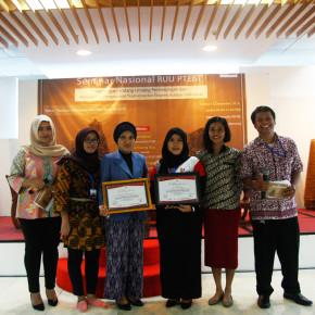 Seminar Nasional RANCANGAN UNDANG-UNDANG Pengetahuan Tradisional dan Ekspresi Budaya Tradisional (RUU PT-EBT)