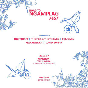 INFO BDG X TRAFFIC LIGHT (TRL) // ROAD TO NGAMPLAG FEST
