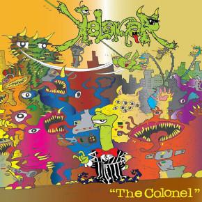 """KELAKAR // """"THE COLONEL"""" ALBUM RELEASE"""