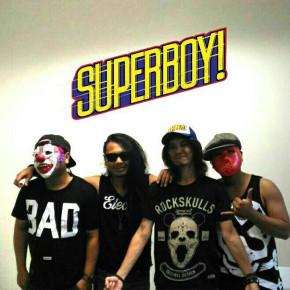 SUPERBOY // JAKARTA GRUNGE ROCK BAND