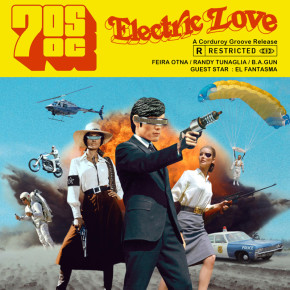 "70SOC // ""ELECTRIC LOVE"" ALBUM RELEASE"