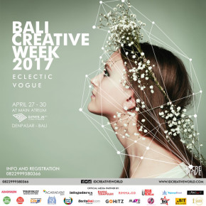 BALI CREATIVE WEEK 2017 // THE ECLECTIC MODE