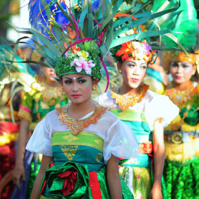 THE 12TH ANNUAL SANUR VILLAGE FESTIVAL 2017
