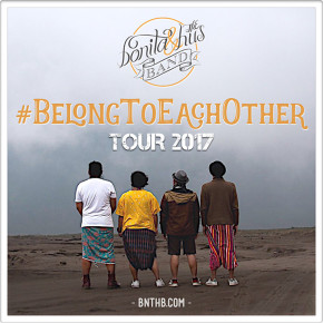 "BONITA & THE HUS BAND // ""BELONG TO EACH OTHER"" TOUR 2017"