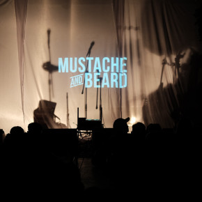 "SCREENING VIDEO KLIP PERDANA ""SENYUM MEMBAWA PESAN"" DAN MINI KONSER MUSTACHE AND BEARD"