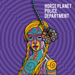 HORSE PLANET POLICE DEPARTMENT EP RELEASE