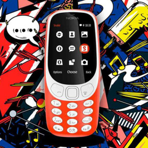 NOKIA 3310 // NEW LOOK, NEW FEATURES