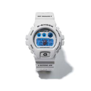 BAPE X G-SHOCK // DW-6900 RELEASE