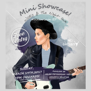 "MINI SHOWCASE WORO & THE NIGHT OWLS ""INNERVISION EP"""