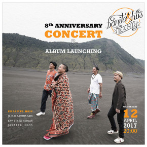 BONITA & THE HUSS BAND // 8TH ANNIVERSARY CONCERT & ALBUM LAUNCHING