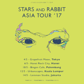 "STARS AND RABBIT // ""BABY EYES"" ASIAN TOUR 2017"