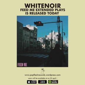 """WHITENOIR // """"FEED ME"""" EP RELEASE"""