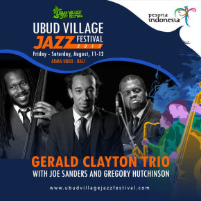 UBUD VILLAGE JAZZ FESTIVAL 2017