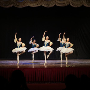 EVENT REVIEW // HARMONY CULTURAL HOUSE PERFORMANCE CLASSIC BALLET 2017