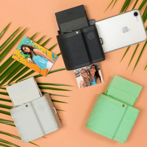 PRYNT POCKET TURNS YOUR IPHONE INTO AN INSTANT CAMERA