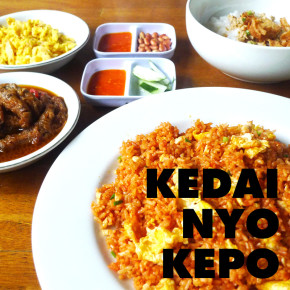 MAVE ON KULINER // KEDAI NYO KEPO
