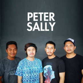 PETER SALLY // POP PUNK BAND FROM BANJARMASIN