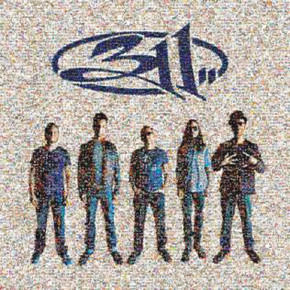 ALBUM REVIEW // 311 - MOSAIC