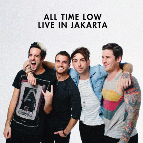 ALL TIME LOW KEMBALI SAMBANGI INDONESIA LEWAT 'THE YOUNG RENEGADES WORLD TOUR 2017'