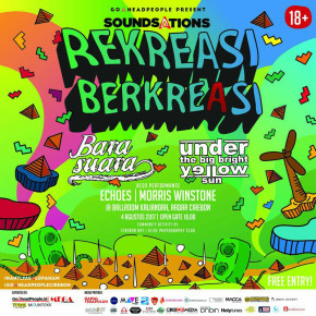 SOUNDSATIONS // REKREASI BERKREASI