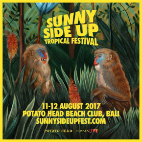SUNNY SIDE UP BALI // TROPICAL FESTIVAL