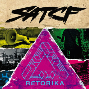 ALBUM REVIEW // SATCF - RETORIKA