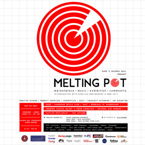 MELTING POT (IN CONJUNCTION WITH KANS 2ND ANNIVERSARY & HBDI 2017)