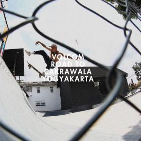 VOLCOM ROAD TO CAKRAWALA YOGYAKARTA AT TAPHOUSE, 05 AGUSTUS 2017